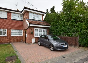 Thumbnail 3 bed semi-detached house for sale in Moreland Road, Wickford, Essex