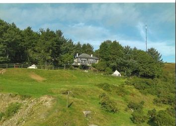 Thumbnail Hotel/guest house for sale in Bodmin Moor, Cornwall