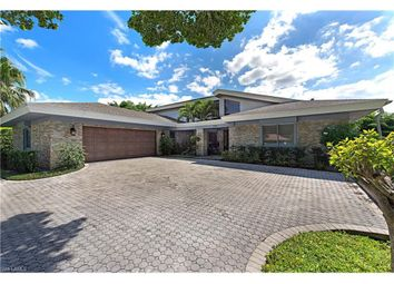 Thumbnail 4 bed property for sale in 566 Anchor Rode Dr, Naples, Fl, 34103