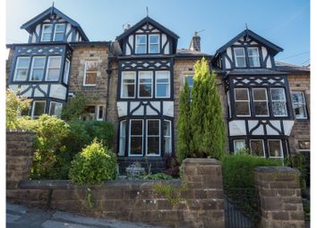 Thumbnail 6 bed terraced house for sale in Eaton Road, Ilkley