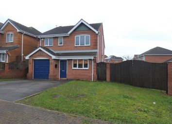 4 bed detached house for sale in Excalibur Drive, South Elmsall, Pontefract WF9