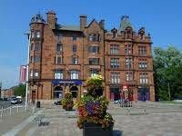 Thumbnail 2 bed flat for sale in Water Row, Govan, Glasgow