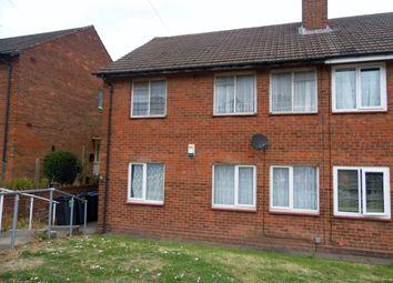 Thumbnail 1 bed flat for sale in Lannacombe Road, Longbridge, Northfield, Birmingham