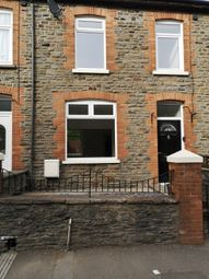 Thumbnail 2 bed terraced house to rent in Penybryn Terrace, The Bryn, Blackwood, Gwent