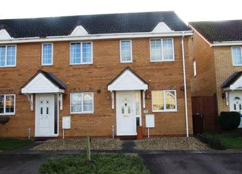 Thumbnail 2 bed end terrace house for sale in Bury St Edmunds, Beck Row, Suffolk