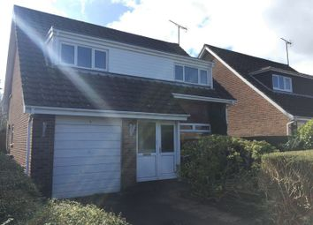 Thumbnail 4 bed detached house to rent in Romulus Close, Dorchester
