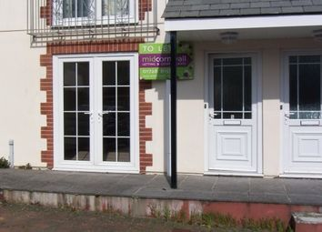 Thumbnail 1 bed property to rent in The Square, Grampound Road, Truro