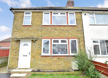 Thumbnail 3 bed semi-detached house for sale in Cornwallis Avenue, Aylesham, Canterbury, Kent