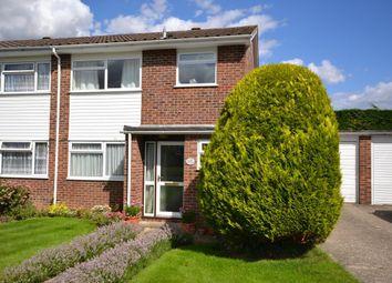 Thumbnail 3 bed end terrace house for sale in Lightsfield, Oakley, Basingstoke