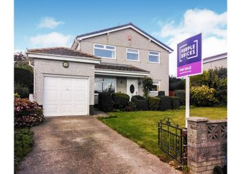 Thumbnail 4 bed detached house for sale in Ffordd Pendyffryn, Holyhead