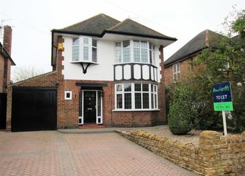 Thumbnail 4 bed detached house to rent in Patterdale Road, Woodthorpe, Nottingam