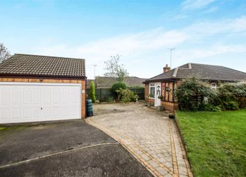 Thumbnail 2 bed detached bungalow for sale in Cheltenham Court, Mansfield
