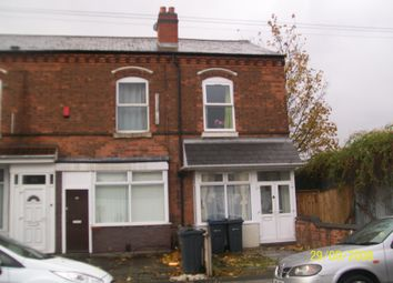 Thumbnail 2 bed terraced house for sale in Welhead Lane, Perry Barr