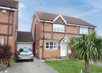 Thumbnail 4 bed semi-detached house to rent in Hunters Way, Cippenham, Slough