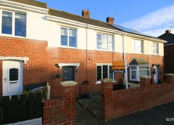 Thumbnail 3 bed terraced house for sale in Malvern Avenue, Chester Le Street