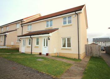 Thumbnail 3 bedroom end terrace house for sale in 4 Easter Langside Court, Dalkeith