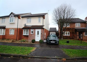 Thumbnail 3 bed semi-detached house for sale in Calder Crescent, Taunton