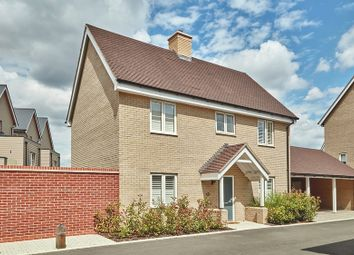 Thumbnail 3 bedroom detached house for sale in Beaulieu Heath, Centenary Way, Off White Hart Lane, Chelmsford, Essex