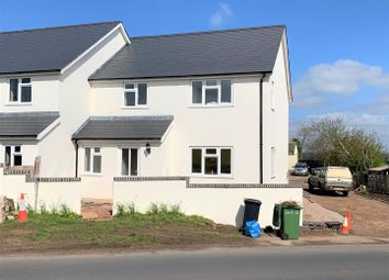 Thumbnail 3 bed semi-detached house for sale in Coleford Road, St. Briavels, Lydney