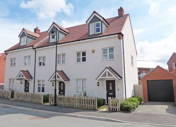 Muggleton Road, Amesbury, Salisbury SP4. 3 bed terraced house for sale