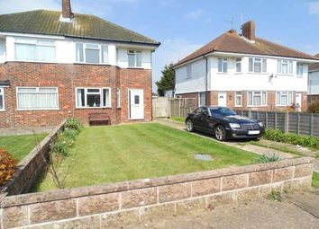 Thumbnail 3 bed semi-detached house for sale in Ardingly Drive, Goring-By-Sea, Worthing, West Sussex