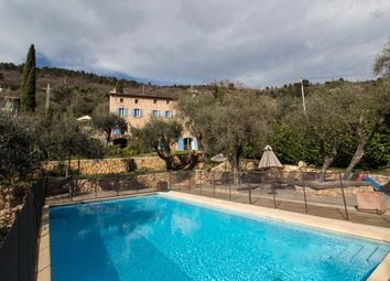 Thumbnail 7 bed country house for sale in Speracedes, French Riviera, 06530