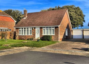 Thumbnail 2 bed detached bungalow for sale in Barcombe Avenue, Seaford, East Sussex