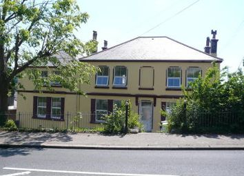 Thumbnail 2 bed flat to rent in Old Laira Road, Devon