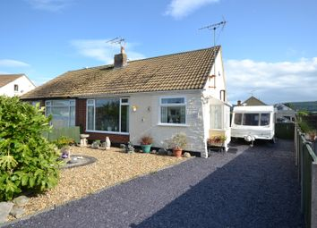 Thumbnail 2 bed semi-detached bungalow for sale in Lon Y Gors, Pensarn