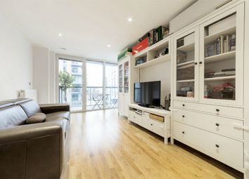 Thumbnail 2 bed flat for sale in Canary View, 23 Dowells Street, Greenwich, London