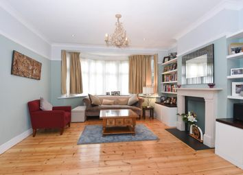 Thumbnail 5 bedroom detached house to rent in Hillcourt Avenue, London N12,