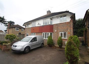 Thumbnail Maisonette to rent in Elmcroft Close, Feltham