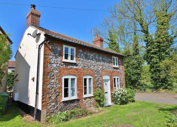 Thumbnail 4 bed cottage for sale in Frettenham Road, Horstead, Norwich