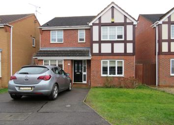 Thumbnail 4 bed property to rent in Denne Close, Great Oakley, Corby