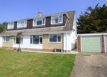Thumbnail 4 bedroom semi-detached house for sale in South Western Crescent, Parkstone, Poole