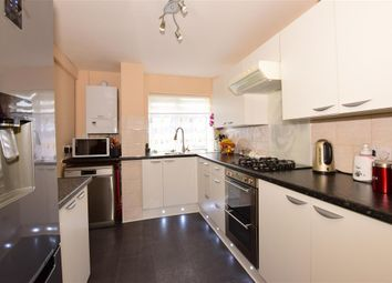 Thumbnail 2 bed end terrace house for sale in Sedge Crescent, Walderslade, Chatham, Kent