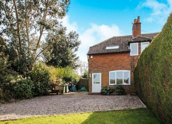 Thumbnail 3 bed semi-detached house for sale in Panxworth Road, South Walsham, Norwich