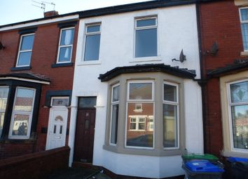 Thumbnail 3 bedroom terraced house to rent in Victory Road, Blackpool