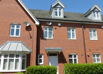 Thumbnail 3 bed town house to rent in Byland Close, Carlton Boulevard, Lincoln
