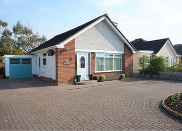 Thumbnail 3 bed detached bungalow for sale in Highlands Road, Rhuddlan