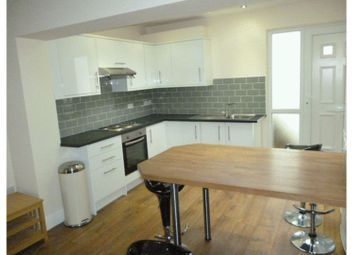 Thumbnail 5 bed terraced house to rent in Caellepa, Bangor