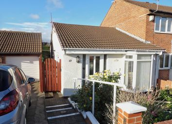 Thumbnail 2 bed bungalow for sale in Drake Close, South Shields