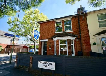 2 bed maisonette for sale in Desborough Road, Eastleigh, Southampton SO50