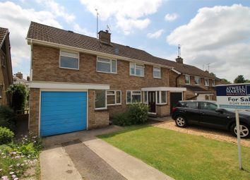 Thumbnail 3 bed semi-detached house for sale in St. Peters Close, Chippenham