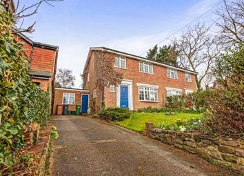 Thumbnail 3 bed semi-detached house for sale in Upper Bridge Road, Redhill, Surrey