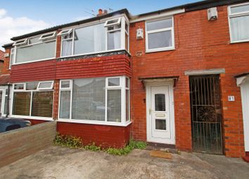 Thumbnail 3 bed terraced house for sale in St. Davids Road, Cheadle