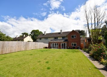Thumbnail 4 bed semi-detached house for sale in Maytree Lane, Woodhouse, Loughborough