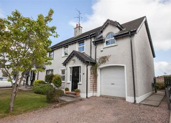 Thumbnail 4 bedroom semi-detached house for sale in 10, Churchland Close, Holywood