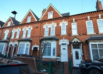Thumbnail 5 bedroom terraced house for sale in Ivor Road, Sparkhill, Birmingham