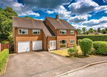 Thumbnail 5 bedroom detached house for sale in School Lane, Wellington, Telford, Shropshire